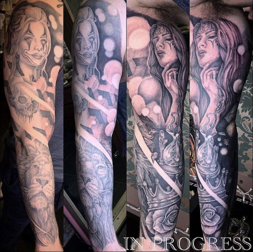 best tattoo artists edmonton